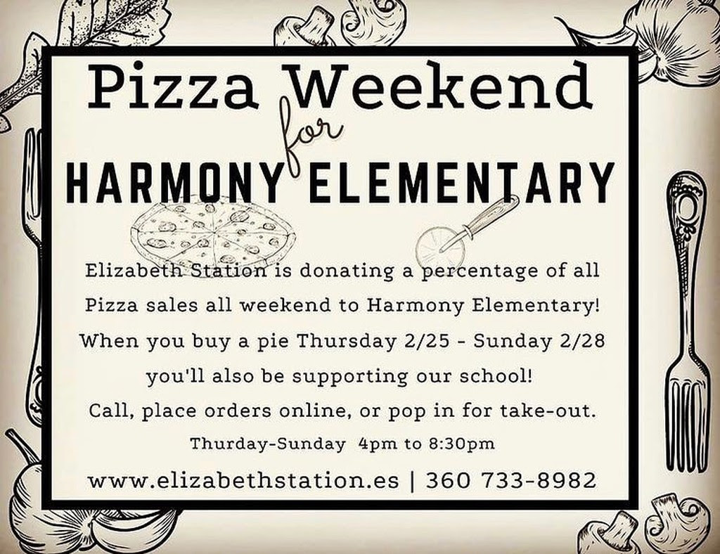 Pizza Weekend for Harmony Elementary