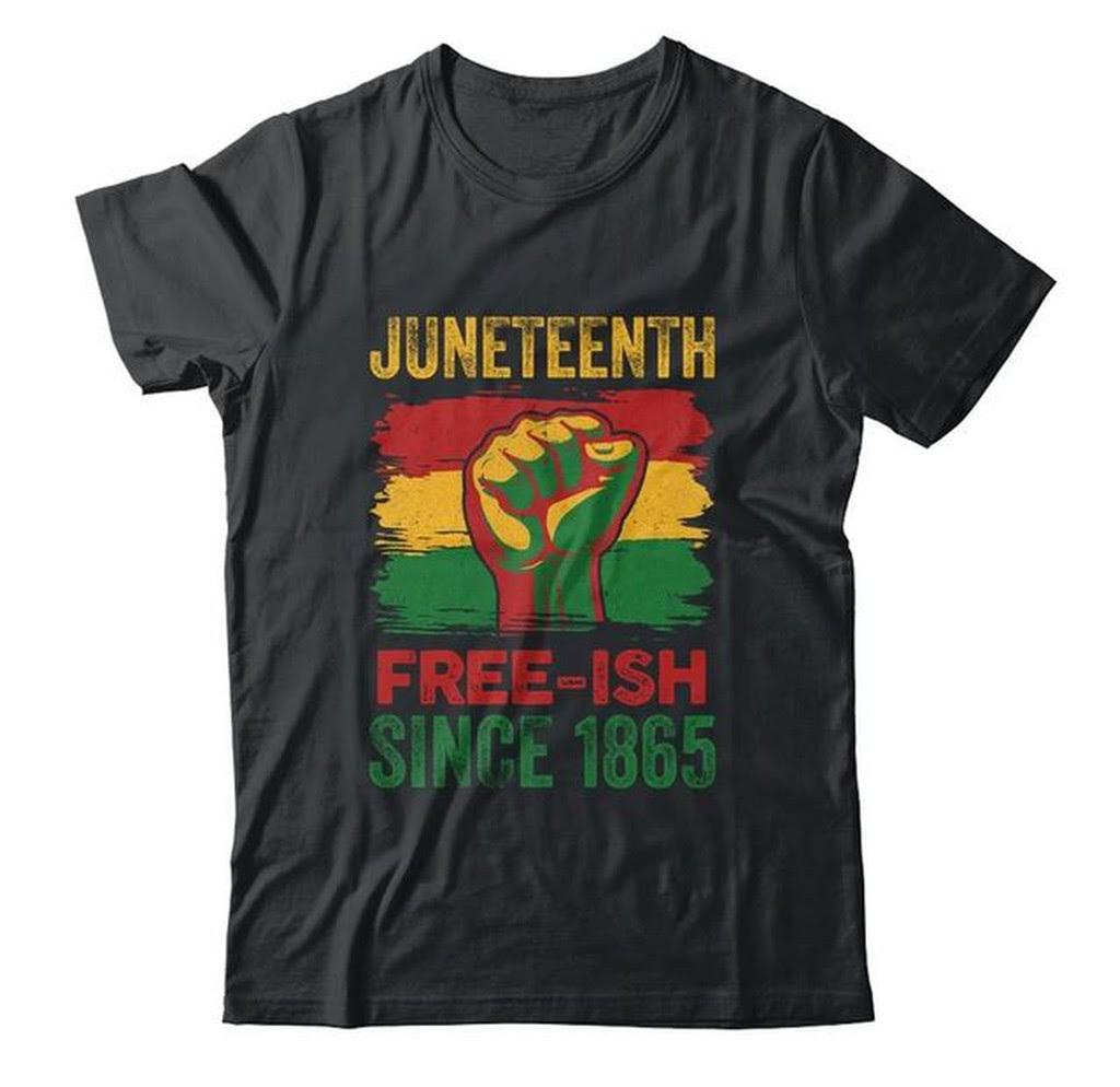 Juneteenth Tee Shirt